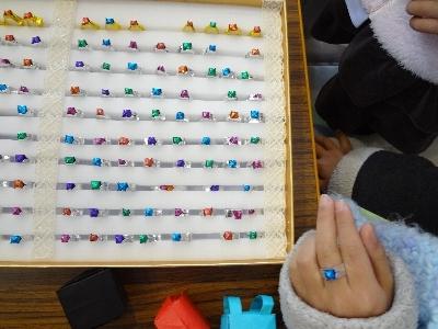 クリスマス 折り紙 指輪 折り紙 : www1.fujisawa-kng.ed.jp